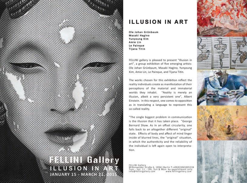 Fellini gallery ILLUSION IN ART